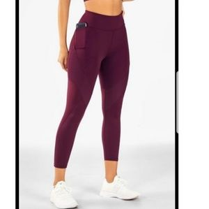 NWT Fabletics High-waist Spin Mesh Ultracool